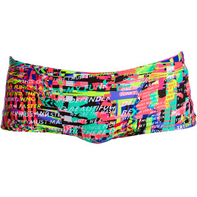 Funky Trunks Classic Trunks Men Full Metal Funky